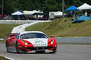 #23 Team West/AJR/Boardwalk Ferrari Ferrari F458 Italia: Leh Keen, Townsend Bell