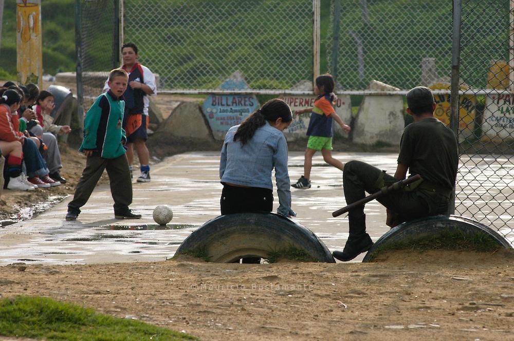 Futbol por la paz.