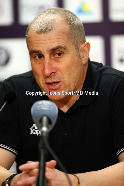 Alain Casanova - 28.02.2015 - Toulouse / Saint Etienne - 27eme journee de Ligue 1 -<br />