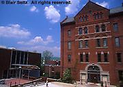 Mansfield University. Mansfield, Tioga Co., PA.
