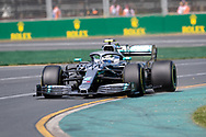 ALBERT PARK, VIC - MARCH 15: Mercedes-AMG Petronas Motorsport driver Lewis Hamilton (44) at The Australian Formula One Grand Prix on March 15, 2019, at The Melbourne Grand Prix Circuit in Albert Park, Australia. (Photo by Speed Media/Icon Sportswire)