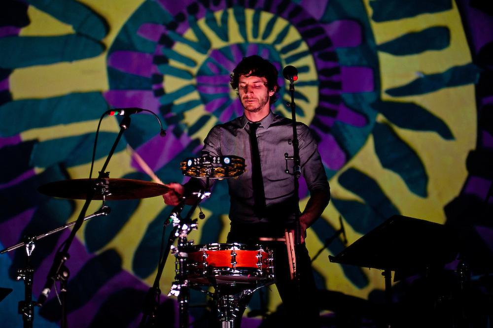 London, UK - 12 November 2012: Gotye performs live at HMV Hammersmith Apollo.