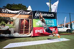 Zavarovalnica Sava tournament at ATP Challenger Zavarovalnica Sava Slovenia Open 2019, day 2, on August 10th 2019 in Sports centre, Portoroz/Portorose, Slovenia. Photo by Grega Valancic / Sportida