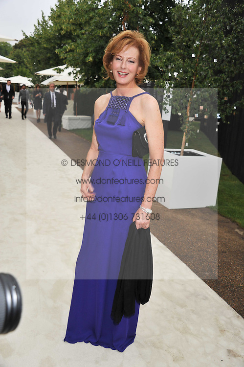 JULIA PEYTON-JONES at the annual Serpentine Gallery Summer Party sponsored by Burberry held at the Serpentine Gallery, Kensington Gardens, London on 28th June 2011.