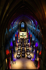 180810 - Lincoln Cathedral - RAF 100 Dinner
