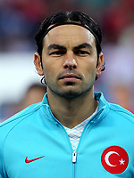 Uefa - World Cup Fifa Russia 2018 Qualifier / <br /> Turkey National Team - Preview Set - <br /> Selcuk Inan