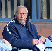Former Dundee boss Jocky Scott watches Dundee v Inverness Caledonian Thistle - SPFL Premiership at Dens Park <br /> <br />  - &copy; David Young - www.davidyoungphoto.co.uk - email: davidyoungphoto@gmail.com