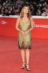Tom Hanks erhält den Lifetime Achievement Award während des Filmfest in Rom hier Rita Wilson / 131016 ***Tom Hanks Life achievement award, Roma Cinema Fest 2016, Rome, Italy on october 13, 2016***