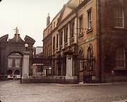 Old Dublin Amature Photos December 1983 with, Capel St, Cuckoo Lane, Tramoheads, Dartry, St Michaels School, Shop Dunlaoire, Thomas St, Cornmarket, Dublin Castle, St Muhans Gates, Church St, Quinns Butchers, High St,