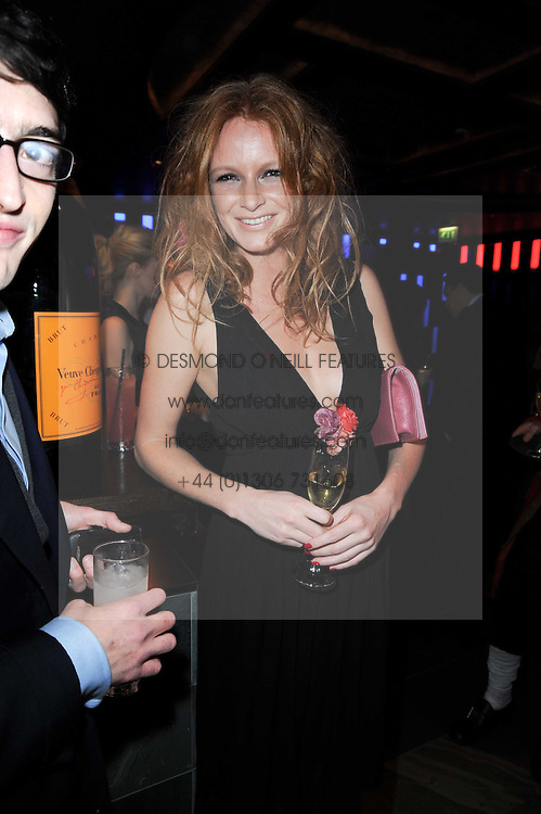 OLIVIA INGE at the Tatler Little Black Book Party held at Chinawhite, 4 Winsley Street, London on 20th November 2009.