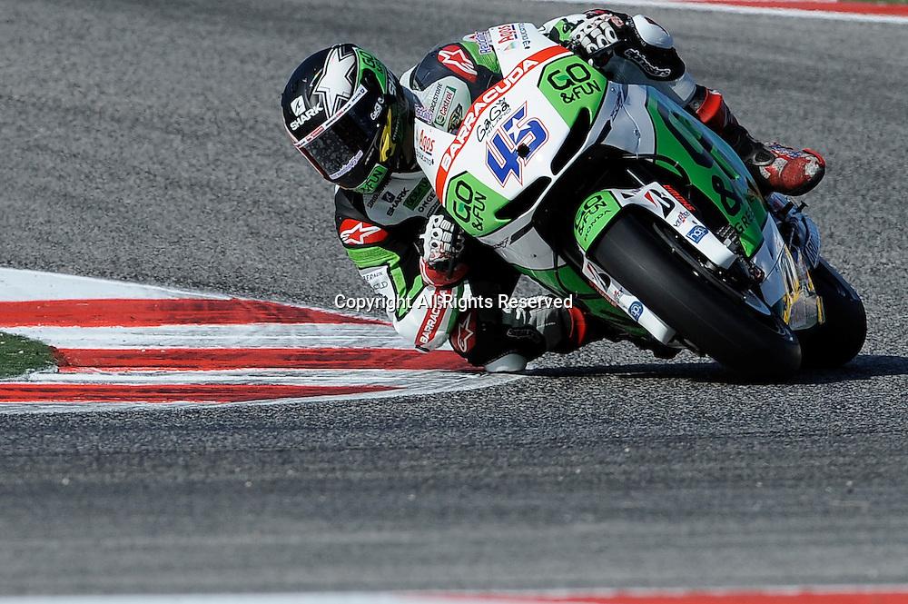 14.09.2014.  Misano, San Marino. MotoGP. San Marino Grand Prix. Scott Redding (Go&Fun Honda Gresini)during the race