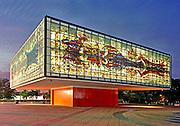 Bacardi Building Cube Miami Architect Ignacio Carrera-Justiz 1973