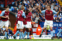 ASTON VILLA/CHELSEA PREMIER LEAGUE 12.04.04<br />