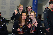 2018 Swimming and Diving All Awards
