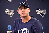Apr 16, 2018-NFL-Los Angeles Rams Press Conference