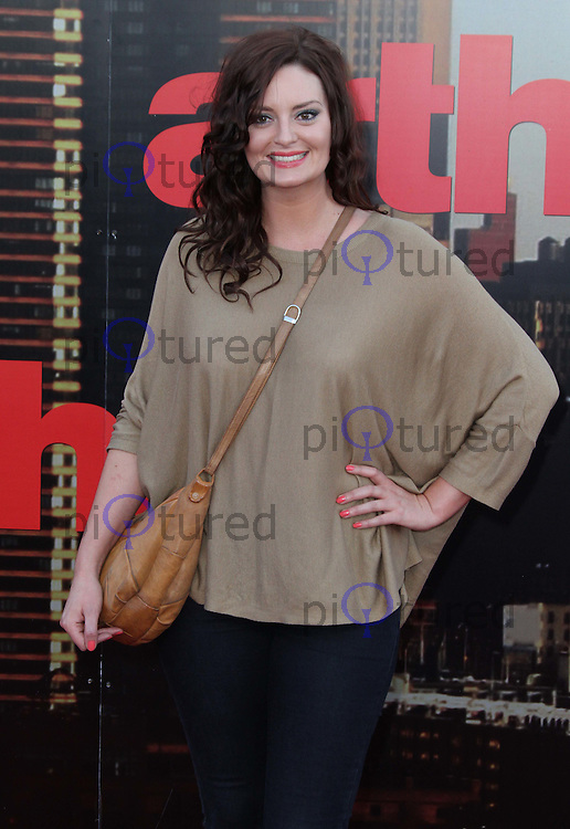Morgana Robinson Arthur European Premiere, The O2, North Greenwich, London, UK, 19 April 2011:  Contact: Rich@Piqtured.com +44(0)7941 079620 (Picture by Richard Goldschmidt)