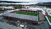 Östersunds FK v Örebro SK 21 april Allsvenskan