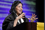 Service of the Living Tradition - Preacher Rev. Karen Tse.©Nancy Pierce/UUA