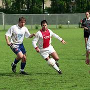 NLD/Huizen/19940521 - Zuidvogels - Artiestenelftal Huizen