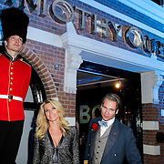 NLD/Amsterdam/20120905- Opening Thimothy Oulton shop Amsterdam, Danielle Oerlemans - Overgaag en ...............