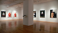Installation view of Between States in Dazibao, centre de photographies contemporaines. Montreal, 2006.