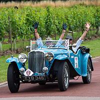 Car 38 Charles Andrews / James Andrews