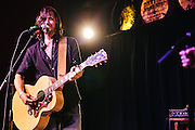 Rhett Miller with Jon Neufeld and Annalisa tornfelt at Mississippi Studios in Portland, OR.