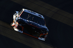 September 14, 2018 - Las Vegas, Nevada, United States of America - Regan Smith (95) brings his car through the turns during qualifying for the South Point 400 at Las Vegas Motor Speedway in Las Vegas, Nevada. (Credit Image: © Chris Owens Asp Inc/ASP via ZUMA Wire)