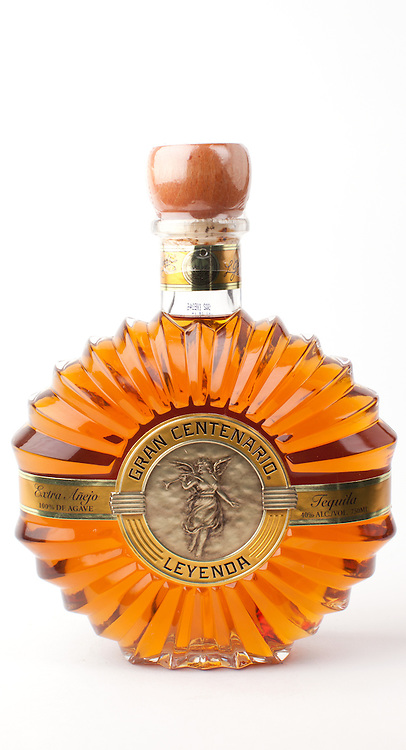 Gran Centenario Leyenda -- Image originally appeared in the Tequila Matchmaker: http://tequilamatchmaker.com