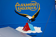 Alexander Eagle Rock at 2017 Hood River Fly-In.