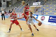 Frosinone, 24/05/2013<br /> Basket, Nazionale Italiana Femminile<br /> Amichevole<br /> Italia - Bulgaria<br /> Nella foto: sabrina cinili<br /> Foto Ciamillo