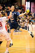 DESCRIZIONE : Handball coupe des coupes 1/4 finale Tremblay Halmstad <br /> GIOCATORE : Waeghe Damien<br /> SQUADRA : Tremblay <br /> EVENTO : Coupe d'europe A 2010-2011<br /> GARA : Tremblay Halmstad<br /> DATA : 03/04/2011<br /> CATEGORIA : Handball Coupe d'europe<br /> SPORT : Handball<br /> AUTORE : JF Molliere par Agenzia Ciamillo-Castoria <br /> Galleria : France Hand 2010-2011 Action<br /> Fotonotizia : coupe des coupe 1/4 finale Tremblay Halmstad <br />   Match retour a Tremblay