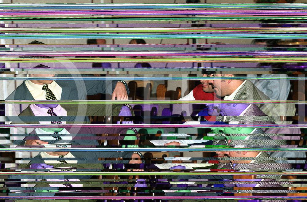 Fotografie Uijlenbroek©1999/frank uijlenbroek.991005 nijverdal ned.bakkerswereld 93744.veiling publieke verkoping van bakkerijmachines