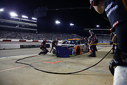 September 22, 2018 - Richmond, Virginia, United States of America - Kurt Busch (41) brings his car down pit road for service during the Federated Auto Parts 400 at Richmond Raceway in Richmond, Virginia. (Credit Image: © Chris Owens Asp Inc/ASP via ZUMA Wire)
