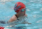 The Briarcliff Woods Beach Club Barracudas swim team competes against Winding Vista on Tuesday, June 11, 2013 in Atlanta. (David Tulis/dtulis@gmail.com)