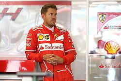 June 23, 2017 - Baku, Azerbaijan - Motorsports: FIA Formula One World Championship 2017, Grand Prix of Europe, ..#5 Sebastian Vettel (GER, Scuderia Ferrari) (Credit Image: © Hoch Zwei via ZUMA Wire)