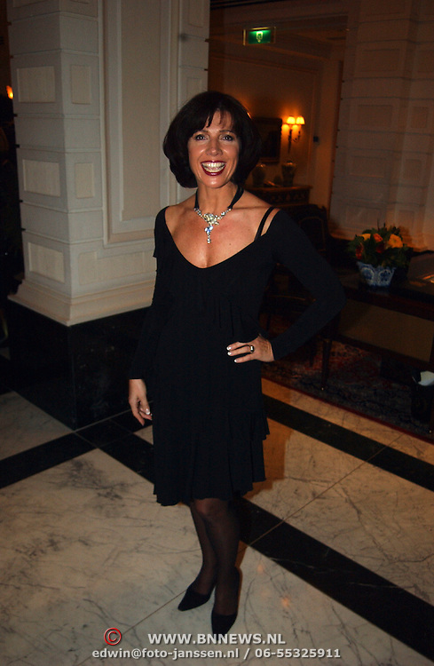 Uitreiking Beau Monde Awards, Janke Dekker