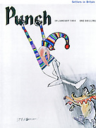Punch cover 29 January 1964