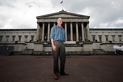 UK ENGLAND LONDON 22JUN12 - Frank Witte, departmental tutor at the University College London economics faculty poses for a photo on campus...jre/Photo by Jiri Rezac..© Jiri Rezac 2012