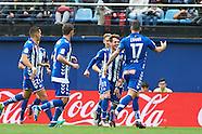 Villarreal CF v Deportivo AlavAcs 271116