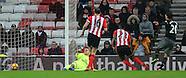 Sunderland v Southampton 110217