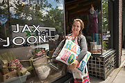 Jen of Jax Joon offers a variety of well selected home furnishings.