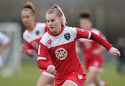 Bristol Academy's Nikki Watts  - Photo mandatory by-line: Joe Meredith/JMP - Mobile: 07966 386802 - 01/03/2015 - SPORT - Football - Bristol - SGS Wise Campus - Bristol Academy Womens FC v Aston Villa Ladies - Women's Super League