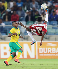 AFCON Qualifier : SA vs Gambia