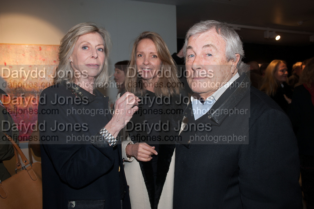 LORRAINE ASHTON; SABRINA GUINNESS; TERRY O'NEILL, BILL WYMAN - REWORKED' , Photographs by Bill Wyman and reworks by Gerald Scarfe, Pam Glew, Dale Marshall, Penny and James Mylne, Rook & Raven Gallery: 7-8 Rathbone Place, London. 26 February 2013