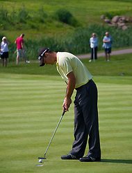 03.06.2010, Celtic Manor Resort and Golf Club, Newport, ENG, The Celtic Manor Wales Open 2010, im Bild Martin Kaymer (GER) playing a shot. EXPA Pictures © 2010, PhotoCredit: EXPA/ M. Gunn / SPORTIDA PHOTO AGENCY