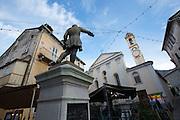 Monument of Jean Pierre Gaffori.