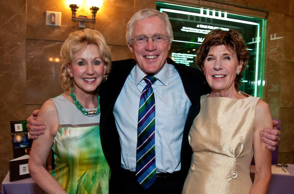 Starling Davis, Bob and Gayley Patterson