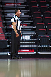 NORMAL, IL - October 30:  Mike Camarota during a college women's basketball game between the ISU Redbirds and the Lions on October 30 2019 at Redbird Arena in Normal, IL. (Photo by Alan Look)