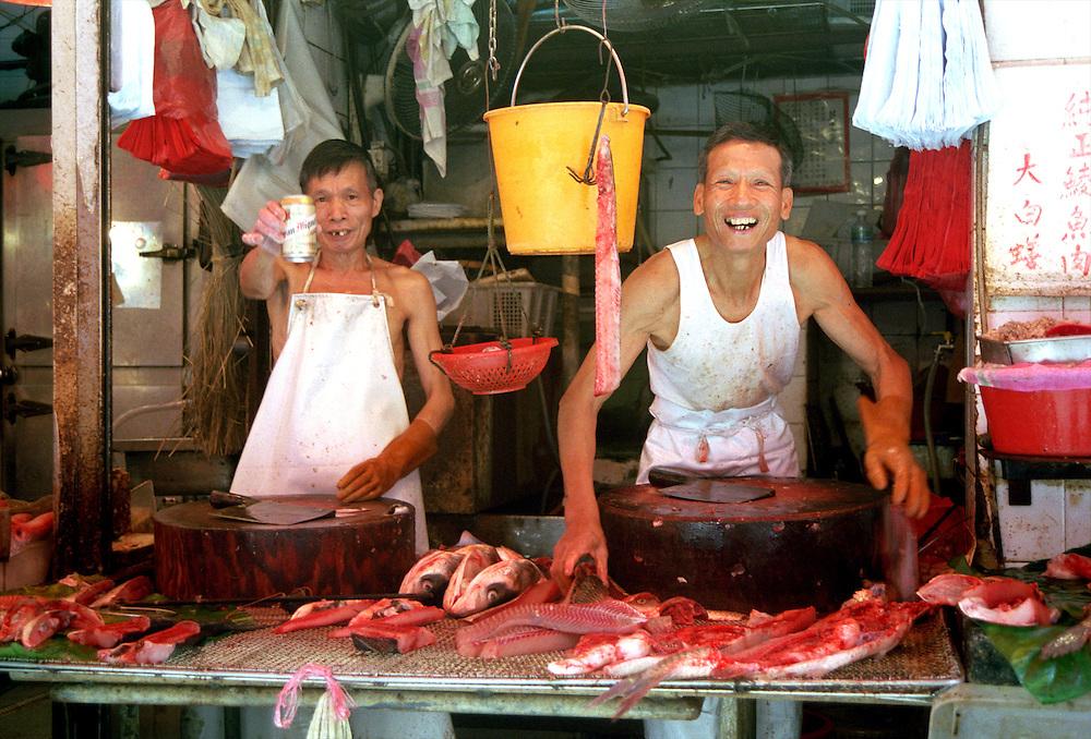 Hong Kong Wet Markets
